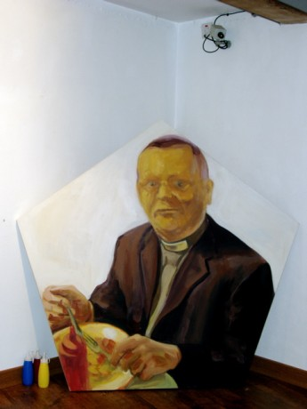Vicar Bengt (with chips)
