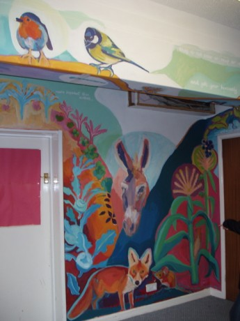 portswood church childrens room